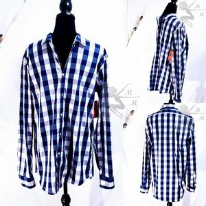 NWOT Zara Man Basic Super Slim Fit shirt size XL🦅